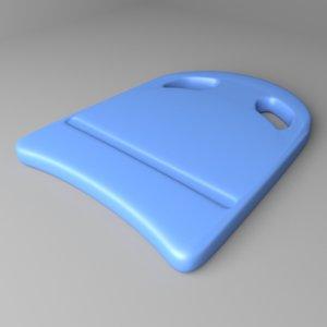 swimming float 2 3D model