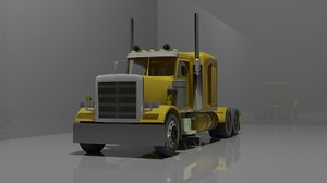 truck vehicle model
