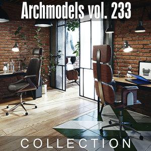 archmodels vol 233 3D