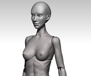 doll 3D