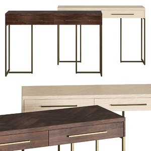 console table 3D
