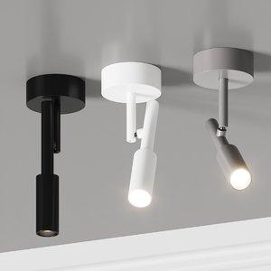 lamp ceiling 3D