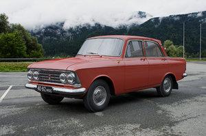 3D mzma moskvitch-408e 1964