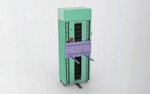 3D elevators lift product