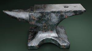 anvil blender model