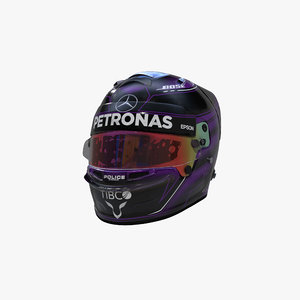 hamilton 2020 helmet model