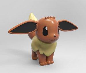 eevee 3D model
