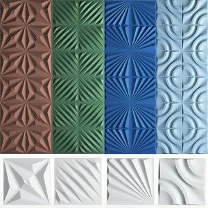 3D model habitarte 4 wall forms