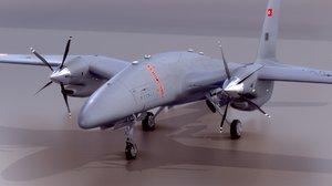 drone aknc 3D