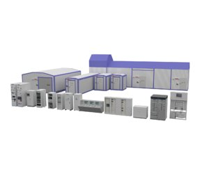 3D engineering cabinets