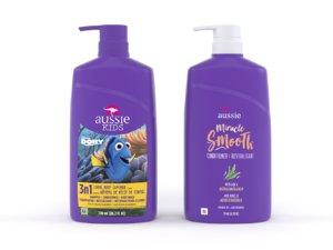 aussie kids shampoo conditioner 3D