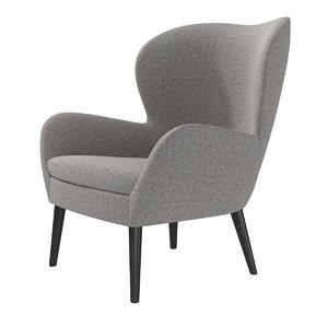 3D chair seat isla international