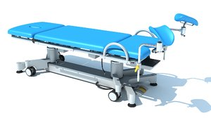 gynecological examination table model