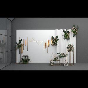 3D model display