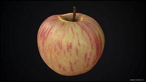 3D apple ready 4k