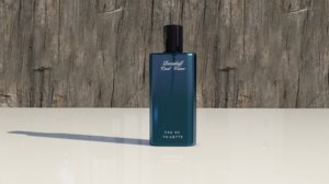 3D model perfume fragrance beauty