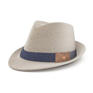 3D bastion hat