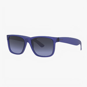 classic resin sunglasses navy model