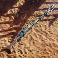 Mandalorian Amban Rifle Kit PBR