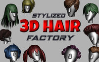 Stylized Hair Factory