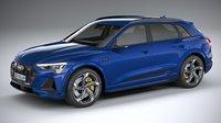 Audi e-tron S 2021