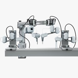 3D musa robotic surgical