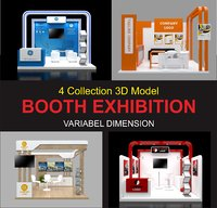 Booth collection 4 models