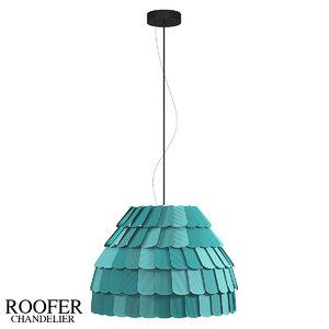 roofer 3D model