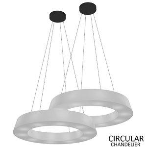 3D model circular