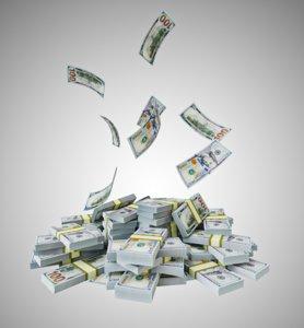 pile dollar model