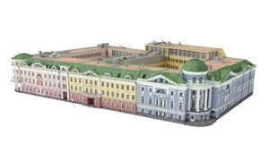 kadashevskyi 14 str 1 model