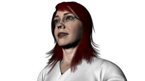 3D doctor nurse medic