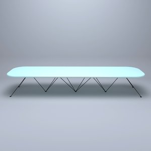 meeting table 3D