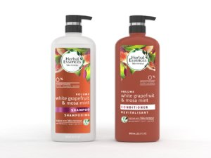 herbal essences shampoo conditioner model