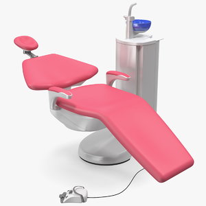 dental planmeca chair 3D model