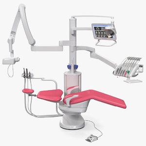 planmeca sovereign classic dental 3D model