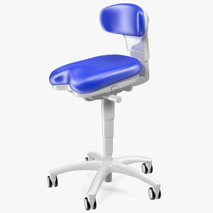 adjustable dental stool model