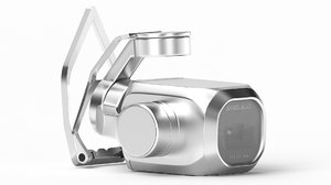hasselblad gimbal 4k sensor 3D