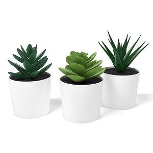 ikea plants fejka model