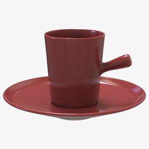 3D cup tea v3 model