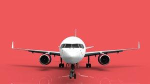 3D boeing 757-200 delta model