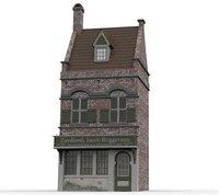 Old Dutch house #1