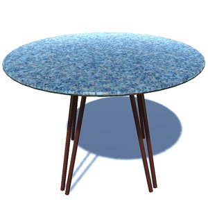 3D table 2 uvw