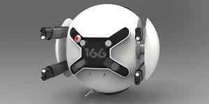 oblivion war drone 3D