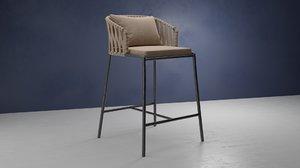 kettal stool model
