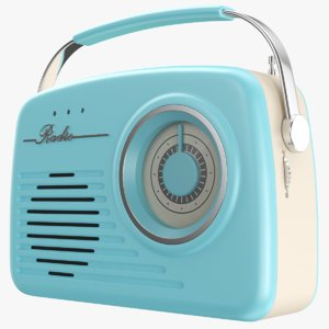 real radio model
