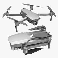DJI Mavic 2 Pro Quadcopter with 4K Hasselblad Camera Rigged