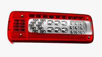 Truck taillight LED
