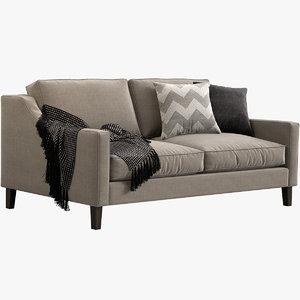 paidge sofa 3D model