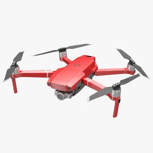 aerial drone 3D
